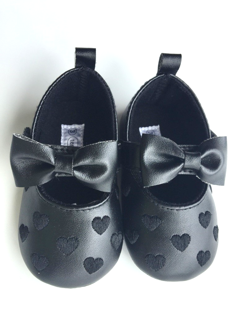Baby Girl Shoes Tickle Toes