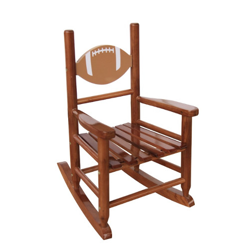Buy Kidu0027s Rocking Chair Brown with FootBall - Furniture  sc 1 st  Tickle Toes & Buy Kidu0027s Rocking Chair Brown with FootBall - Furniture | Tickle Toes
